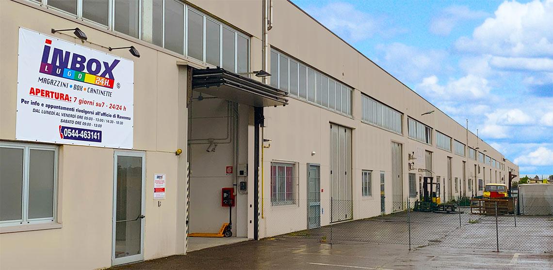 Capannoni industriali e terreni edificabili a Lugo di Romagna (RA)