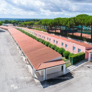 Autohotel Roma - panoramica