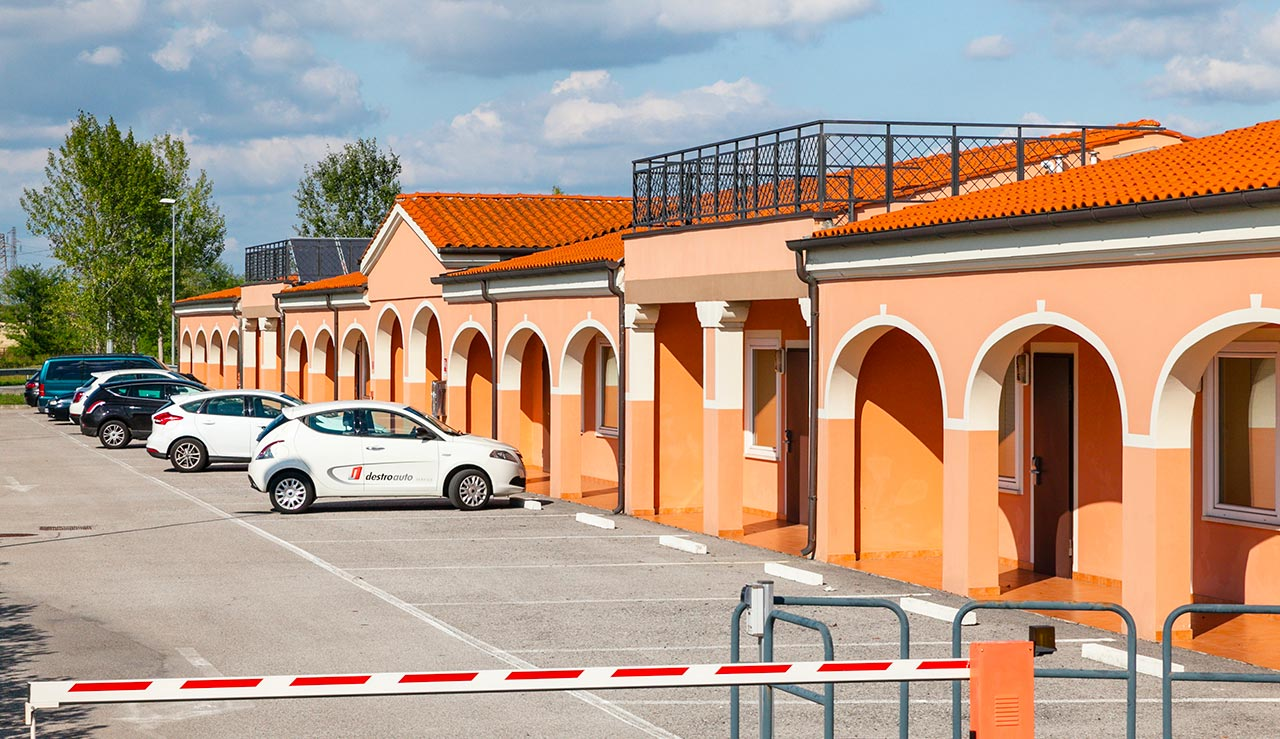 Autohotel Italia - Venezia, Roma e Ravenna